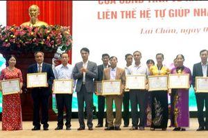 26 tập thể, 35 cá nhân được UBND tỉnh Lai Châu, Hội Người cao tuổi các cấp khen thưởng
