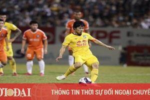 Lịch thi đấu vòng 9 V-League 2021: HAGL sẵn sàng bảo vệ ngôi đầu bảng