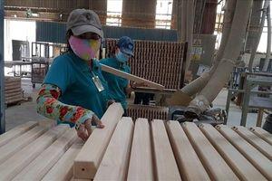 Kim ngạch xuất khẩu gỗ và lâm sản quý I-2021 đạt 3,944 tỷ USD