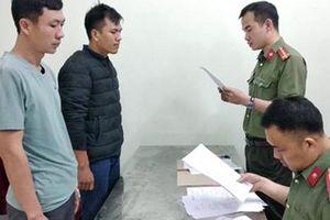 Khởi tố nhóm đối tượng đưa người Trung Quốc xuất cảnh trái phép