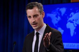 Bộ Ngoại giao Mỹ ra chỉ dẫn nới lỏng hạn chế trong quan hệ với Đài Loan