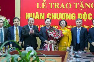 Phó Thủ tướng: Ông Lê Vĩnh Tân để lại nhiều dấu ấn nổi bật