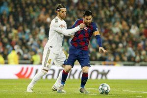 El Clasico và món nợ mà Messi khó đòi