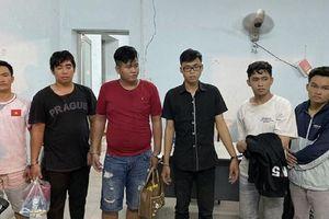 Nhóm sinh viên giả danh hình sự dàn cảnh hàng loạt vụ cướp