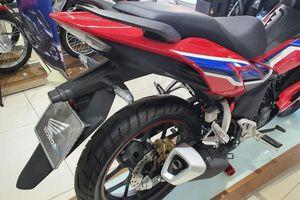 Lý giải nguyên nhân Honda Winner X chưa đổi thiết kế ống pô