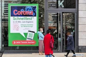 Đại dịch COVID-19 tiếp tục lan rộng tại châu Âu