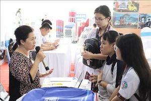 TP Hồ Chí Minh: Hơn 2.000 học sinh tham gia Ngày hội Hướng nghiệp – Dạy nghề