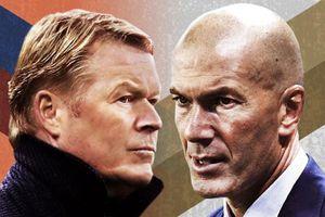 Real quật ngã Barca, MU đòi nợ Tottenham?