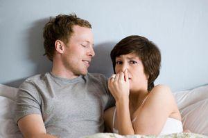 Nguyên nhân khiến hơi thở có mùi hôi vào buổi sáng