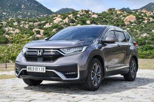 Đại lý giảm giá, tặng phụ kiện hơn trăm triệu đồng cho Honda CR-V