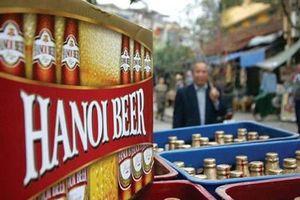 Bia Hà Nội dự kiến lợi nhuận xuống thấp kỷ lục