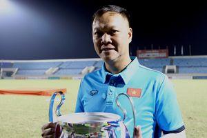 Dương Hồng Sơn làm huấn luyện viên đội Quảng Nam