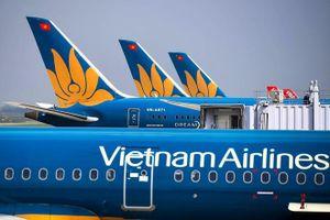Cổ phiếu Vietnam Airlines bị đưa vào diện cảnh báo