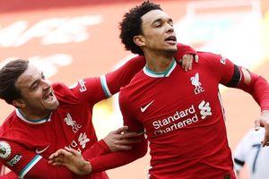 Liverpool trở lại top 4 sau hơn 2 tháng
