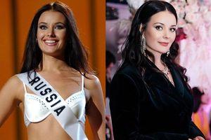 Nhan sắc của Hoa hậu Hoàn vũ duy nhất từng bị truất ngôi