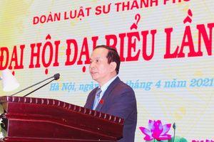 Luật sư Đào Ngọc Chuyền giữ chức Chủ nhiệm Đoàn Luật sư Hà Nội