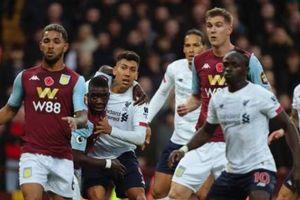 Liverpool vs Aston Villa: Mất vui vì Jack Grealish