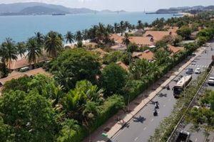 Khánh Hòa chốt thời gian thu hồi Khu nghỉ mát Ana Mandara