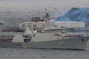 Thủy thủ tàu Gepard Việt Nam sẵn sàng cho Army Games-2021