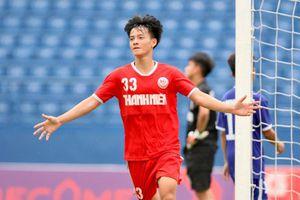 Vòng chung kết U19 Quốc gia 2021: PVF thắng đậm Topenland Bình Định 3-0