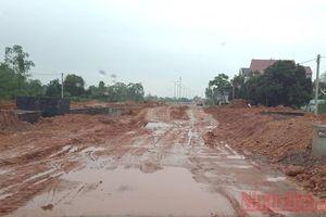 Bất cập trong xây dựng đường Vành đai 5 qua Thái Nguyên