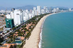 Khánh Hòa chốt thời gian thu hồi dự án chắn biển của Tập đoàn Sovico