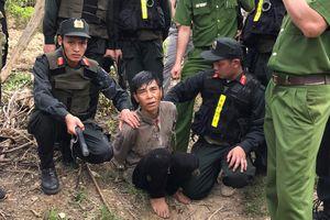 Sơn La: Bắt giữ 'nghịch tử' dùng dao chém chết bố đẻ rồi vào rừng lẩn trốn