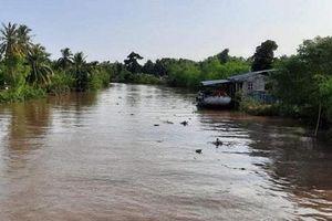 Vĩnh Long: Ba học sinh lớp 8 rủ nhau tắm sông, hai em đuối nước tử vong