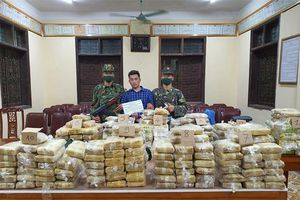 Đánh sập đường dây vận chuyển ma túy 'khủng' xuyên quốc gia