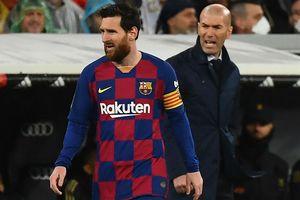 Trước đại chiến, HLV Real Madrid mong Messi làm điều này