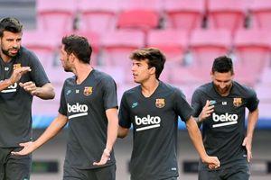 Barcelona đón 'viện binh' trước thềm El Clasico