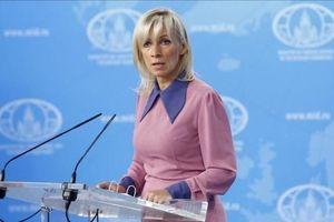 Nga phản ứng mạnh với Mỹ về Dự án Nord Stream-2