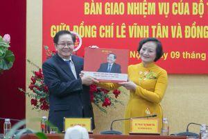 Lời gan ruột của ông Lê Vĩnh Tân trước khi rời ghế Bộ trưởng Nội vụ