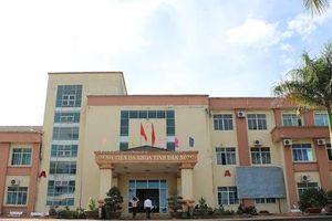 Mở rộng đối tượng thi chức danh Giám đốc Bệnh viện Đa khoa Đắk Nông