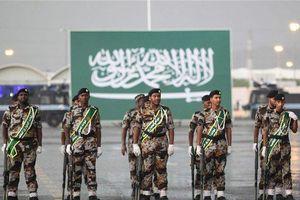 Saudi Arabia hành quyết 3 binh sỹ vì tội danh 'cấu kết với kẻ thù'