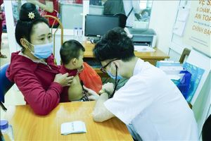 Khám sàng lọc bệnh tim miễn phí cho trẻ em ở Điện Biên