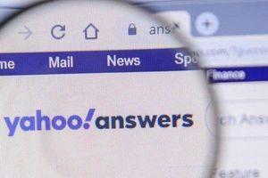 Yahoo Answers sắp bị 'khai tử'