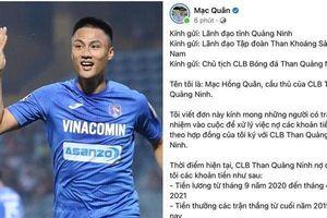 Cầu thủ CLB Than Quảng Ninh 'kêu cứu', Vinacomin còn lo gánh nặng nợ hơn 90.000 tỷ đồng