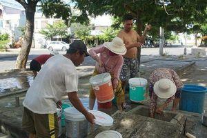 Lý do nhiều khu vực ở Đà Nẵng 'khát' nước sinh hoạt