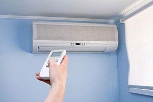 Những sai lầm khi dùng điều hòa làm tốn điện gấp đôi còn gây hại sức khỏe