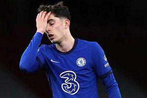 Chelsea: Kai Havertz đâu rồi?