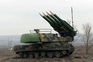 Phòng không Ukraine nổ súng vào các mục tiêu không xác định ở Donbass