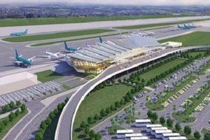 Nhiều ý tưởng kiến trúc nhà ga CHK Quảng Trị, chọn phương án nào?