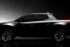 Nhàm chán với SUV, Crossover, Hyundai đưa ra định nghĩa mới cho Santa Cruz