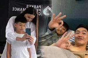 Hồ Ngọc Hà và Cường Đô La tự hào khoe thành tích học tập của con trai Subeo