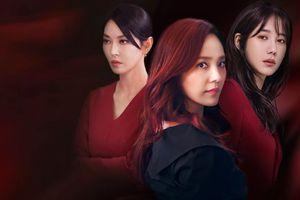 Hậu trường 'Penthouse 2': Hội Hera hào hứng ăn mừng Joo Dan Tae vào tù