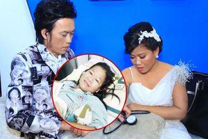 Con gái nuôi Hoài Linh - ca sĩ Thái Trân lâm trọng bệnh khiến fan Việt xót xa