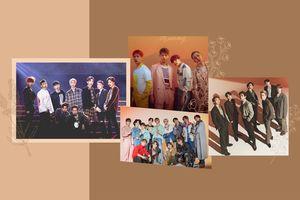 BXH thương hiệu boygroup tháng 4/2021: SM 'hợp sức' bám đuổi BTS, Seventeen lội ngược dòng