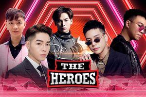 The Heroes công bố chiến binh đầu tiên là Quân A.P, dân mạng gọi tên loạt đối thủ xứng tầm