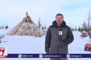 Cuộc sống của người du mục ở cực Bắc nước Nga